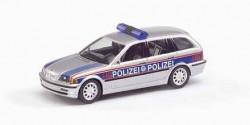 BMW 3er Touring Polizei Designstudie