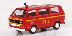 VW T3 Feuerwehr Hamburg ABC-Erkennungsfahrzeug