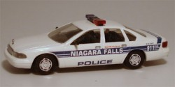 Chevrolet Caprice Niagara Falls Police K9-Unit