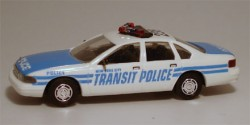 Chevrolet Caprice New York City Transit Police
