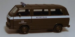 VW Bus US Military Police