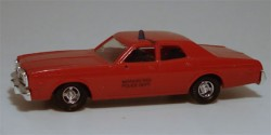 Dodge Monaco Manhattan Police Department