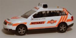 Audi A4 Avant Johanniter NEF