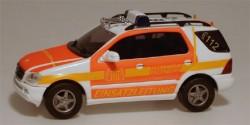 Mercedes Benz M-Klasse ELW Feuerwehr Paderborn