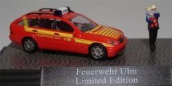 Mercedes Benz C-Klasse Feuerwehr Ulm