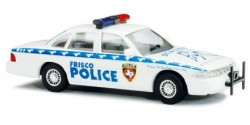 Ford Crown Victoria Frisco Police