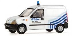 Renault Kangoo Polizei Belgien