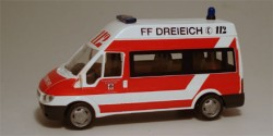 Ford Transit Feuerwehr Dreieich
