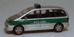 VW Sharan Polizei Rheinland-Pfalz