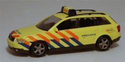 Audi A4 Avant Ambulance NL