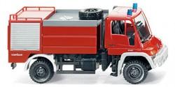 Mercedes Benz Unimog U 400 Feuerwehr