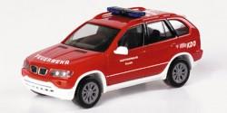 BMW X5 ELW Feuerwehr Villach