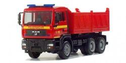 MAN TGA M Kipper Feuerwehr