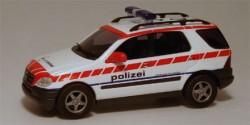 Mercedes Benz M-Klasse Polizei Schweiz