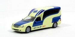 Mercedes Benz A2003 Binz KTW Rett Bull