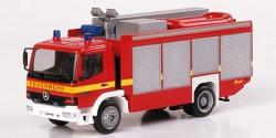 Mercedes Benz Atego RW2 Feuerwehr