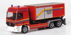 Mercedes Benz Actros L Feuerwehr TU München WLF