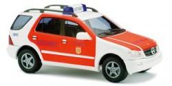 Mercedes Benz M-Klasse NEF Feuerwehr Plettenberg
