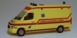 Mercedes Benz Sprinter Ambulance Leiden e.o.