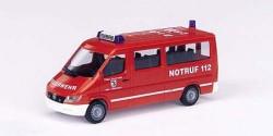 Mercedes Benz Sprinter Feuerwehr Idar-Oberstein
