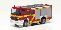 Mercedes Benz Actros HLF 24/20 Feuerwehr Bremerhaven