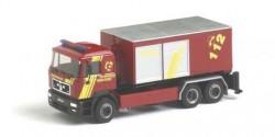 MAN F 2000 WLF / AB-Tunnelrettung Feuerwehr Hannover