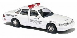 Ford Crown Victoria - Nr. 49 - Rhode Island State Police