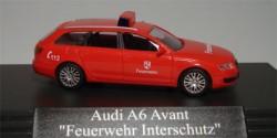 Audi A6 Avant Feuerwehr 'Interschutz'