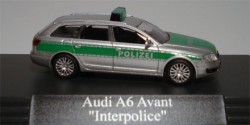 Audi A6 Avant Polizei 'Interpolice'