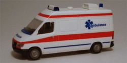 Mercedes Benz Sprinter RTW Ambulance