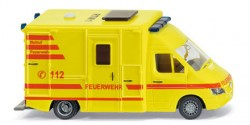 Mercedes Benz Sprinter RTW Feuerwehr Lippstadt