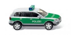 VW Touareg Polizei