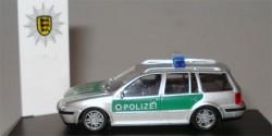 VW Golf IV Variant Polizei Baden-Württemberg