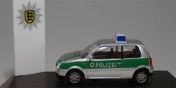 VW Polo Polizei Baden-Württemberg
