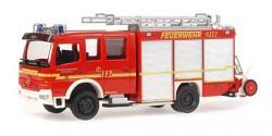Mercedes Benz Atego LF 16/12 Feuerwehr Schenefeld