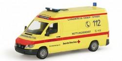 Mercedes Benz Sprinter RTW DRK Oder/Spree