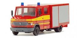 Mercedes Benz T2 Vario TSF-W Feuerwehr Ziegler