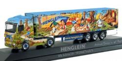 Mercedes Benz Actros LH Koffer-Sattelzug Henglein Wichtel II