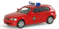BMW 1er Feuerwehr Schwerin