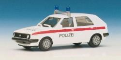 VW Golf II Polizei Österreich