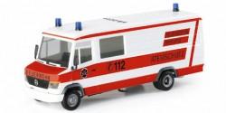 Mercedes Benz Vario Atemschutz Feuerwehr Bremen