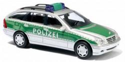 Mercedes Benz C-Klasse T Polizei Thüringen