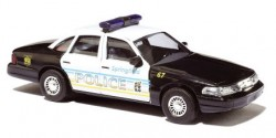 Ford Crown Victoria Springfield Police