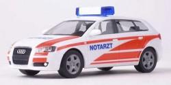 Audi A3 Sportback Notarzt