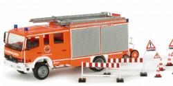 Mercedes Benz Atego LF 20/16 Feuerwehr Essen