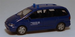 VW Sharan THW Landesverband Bayern