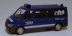 Ford Transit MTW THW Jugendgruppe Dillenburg