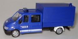 Ford Transit DoKa Pritsche/Plane THW