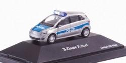 Mercedes Benz B-Klasse Polizei