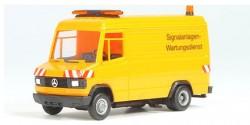 Mercedes Benz T2 Signalanlagen-Wartungsdienst